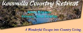 Koomulla Country Retreat - Accommodation Georgetown