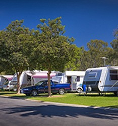 Yarrawonga Holiday Park - Accommodation Georgetown