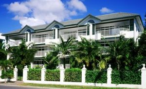Costa Royale Beachfront Apartments - Accommodation Georgetown