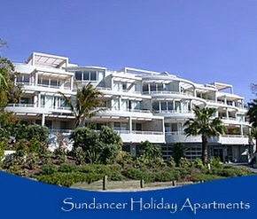 Sundancer Holiday Apartments - Accommodation Georgetown