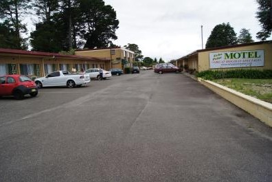 Echo Point Motor Inn - Accommodation Georgetown