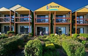Seaview Motel  Apartments - Accommodation Georgetown
