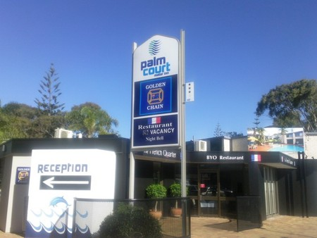 Palm Court Motor Inn - Accommodation Georgetown