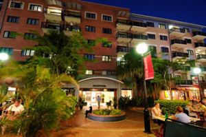 Central Brunswick Apartment Hotel - Accommodation Georgetown