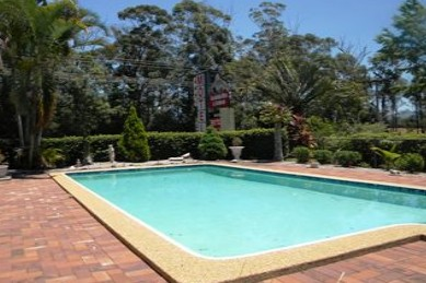 Beerwah Glasshouse Mountains Motel - Accommodation Georgetown