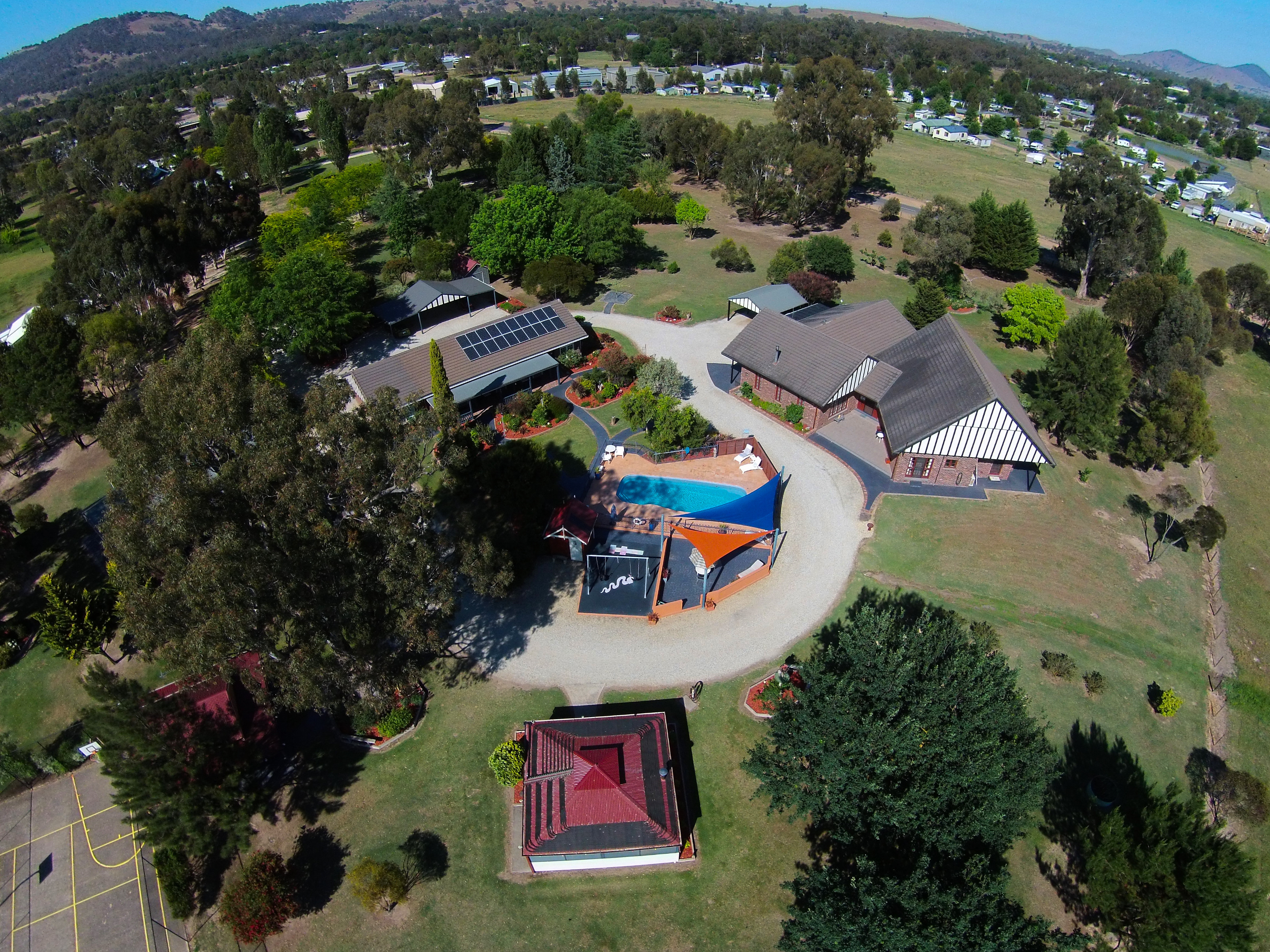 Greenvale Holiday Units - Accommodation Georgetown