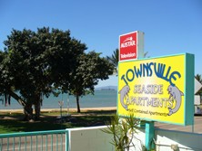 Townsville Seaside Holiday Apartments - Accommodation Georgetown