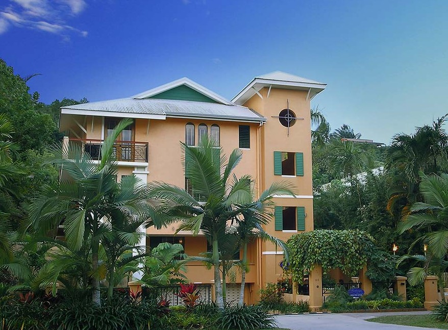 Martinique On Macrossan - Accommodation Georgetown