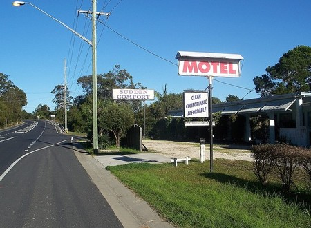 Sudden Comfort Motel - Accommodation Georgetown