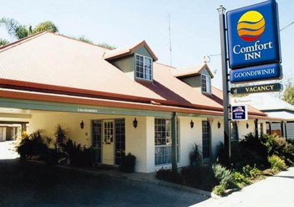 Comfort Inn Goondiwindi - Accommodation Georgetown