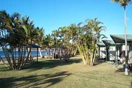BIG4 Bowen Coral Coast Beachfront Holiday Park - Accommodation Georgetown