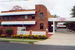 Aspley Pioneer Motel - Accommodation Georgetown