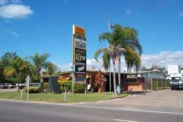 Queens Beach Motor Hotel - Accommodation Georgetown