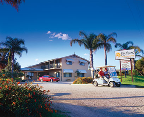 Big River Motor Inn - Accommodation Georgetown