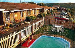 Port Campbell Motor Inn - Accommodation Georgetown