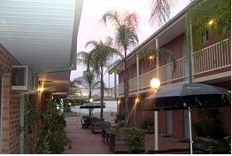 Yarrawonga Central Motor Inn - Accommodation Georgetown