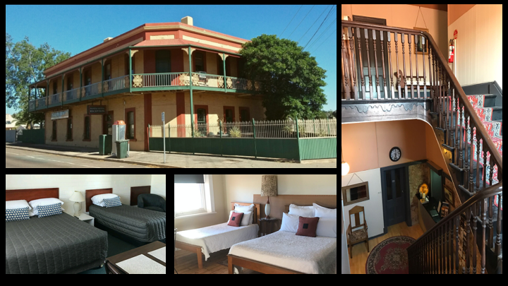 Pampas Motel - Accommodation Georgetown