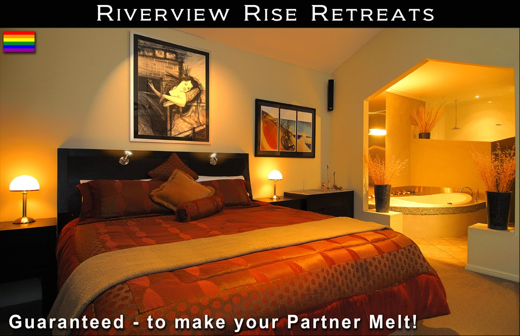 Riverview Rise Retreats - Accommodation Georgetown