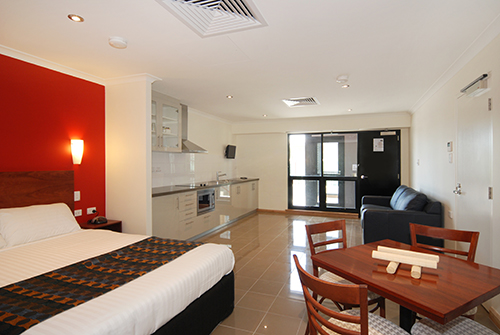 Tanunda Hotel Apartments - Accommodation Georgetown