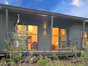 Cradle Mountain Wilderness Village - Accommodation Georgetown