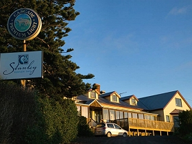 Stanley Seaview Inn - Accommodation Georgetown
