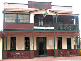 Central Hotel Zeehan - Accommodation Georgetown