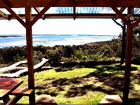 Island View Spa Cottage - Accommodation Georgetown
