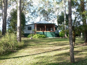 Bushland Cottages and Lodge - Accommodation Georgetown