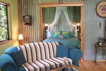 Crater Lakes Rainforest Cottages - Accommodation Georgetown