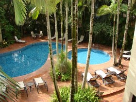Ocean Breeze Resort - Accommodation Georgetown