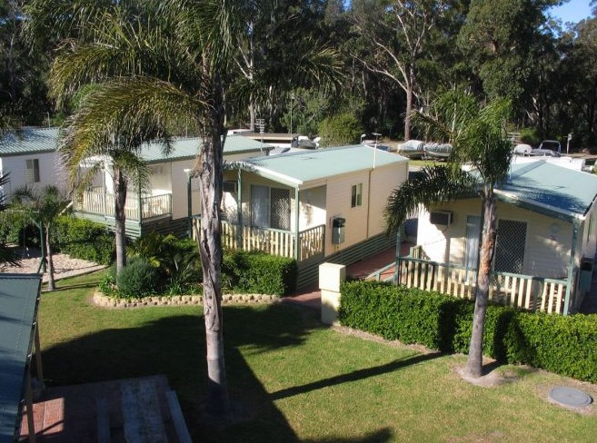 Jervis Bay Caravan Park - Accommodation Georgetown