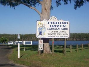 Fishing Haven Caravan Park - Accommodation Georgetown