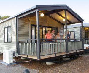 Broken Hill Tourist Park - Accommodation Georgetown