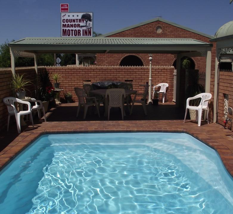 Country Manor Motor Inn - Accommodation Georgetown