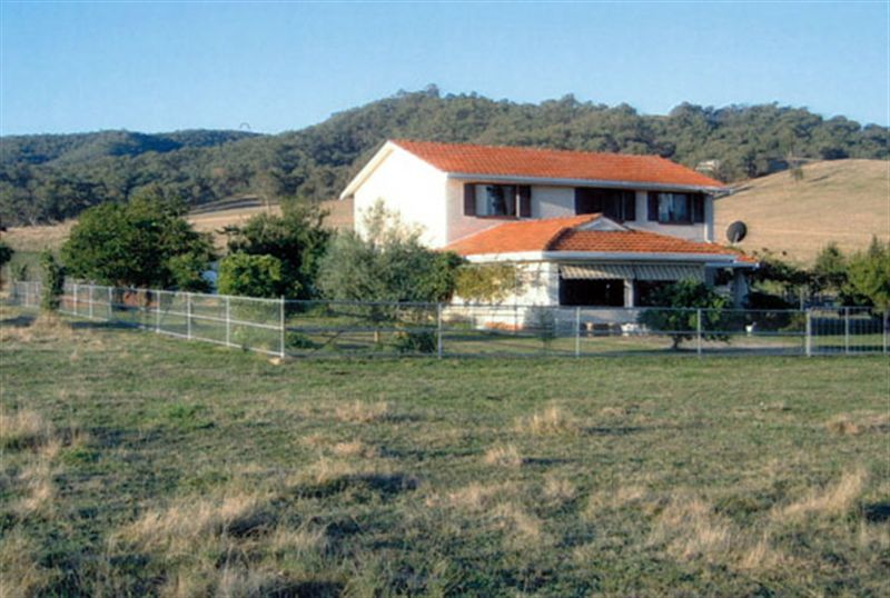 Cossettini High Country Retreat - Accommodation Georgetown