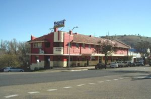 Criterion Hotel Gundagai - Accommodation Georgetown