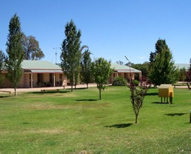 Narrandera Caravan Park - Accommodation Georgetown