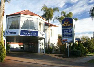 Charles Sturt Hotel - Accommodation Georgetown