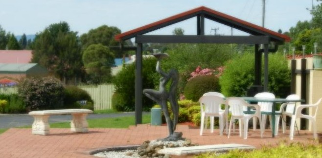 Clansman Motel - Accommodation Georgetown