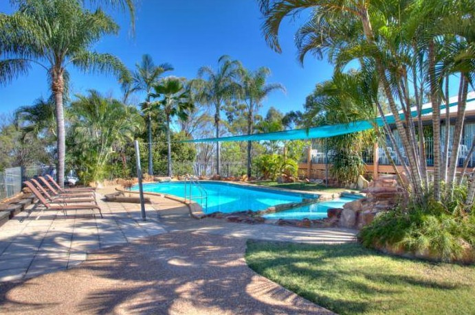 Lake Maraboon Holiday Village - Accommodation Georgetown