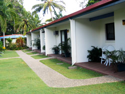 Sunlover Lodge Holiday Units and Cabins - Accommodation Georgetown