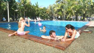 Gold Coast Tourist Parks Kirra Beach - Accommodation Georgetown