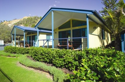 Gold Coast Tourist Parks Ocean Beach - Accommodation Georgetown