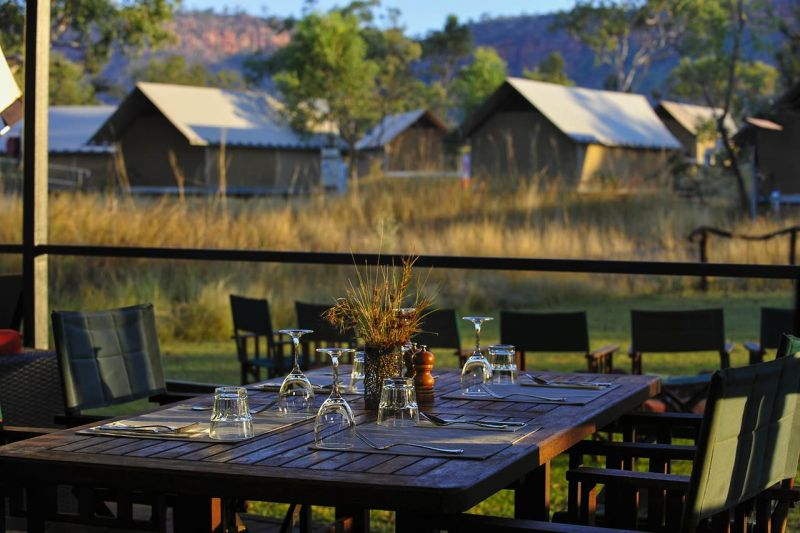 Bell Gorge Wilderness Lodge - Accommodation Georgetown