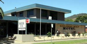 Golden Leaf Motel - Accommodation Georgetown