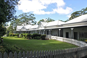 Woodleigh Homestead Bed  Breakfast - Accommodation Georgetown