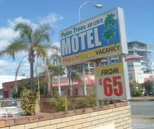 Palm Trees Motel - Accommodation Georgetown