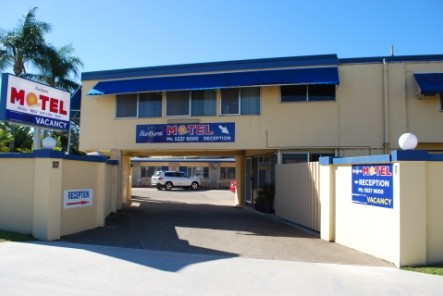 Sunburst Motel - Accommodation Georgetown