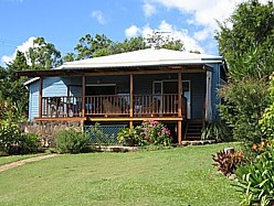 Blue House Family Accommodation - Accommodation Georgetown