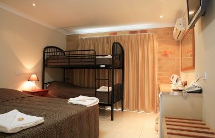 Emerald Central Palms Motel - Accommodation Georgetown